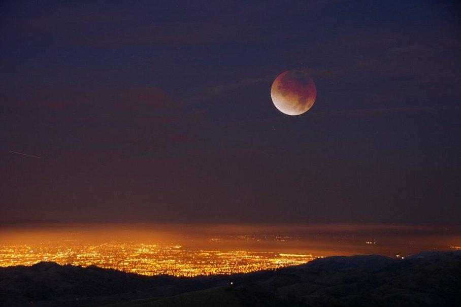 Sagittarius Lunar Eclipse