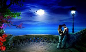 Sagittarius Full Moon | Moonstruck Falling in Love